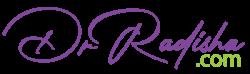 Dr Radisha Logo