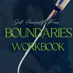 Boundaries Workbook